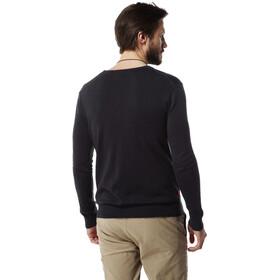 Craghoppers NosiLife Berkley T-shirt à col ras-du-cou Homme, dark navy